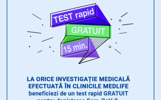 medlife teste rapide gratuite