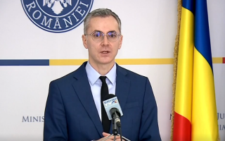 Ministrul Justiţiei Stelian Ion