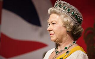 regina elisabeta, marea britanie