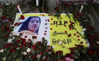 Mya Thwe Thwe Khaing