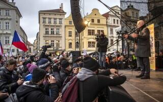 Ex-președintele ceh Vaclav Klaus, infectat cu coronavirus după ce a refuzat constant să poarte mască și a fost și amendat pen