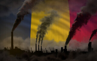 poluare România