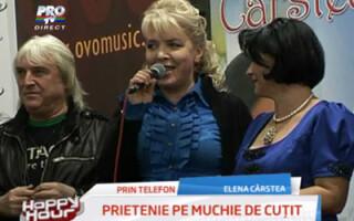 Elena Carstea, Silvia Dumitrescu