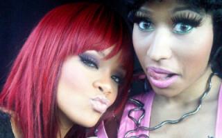 Rihanna, Nicki Minaj