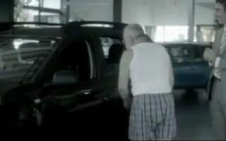 Reclama Dacia Duster