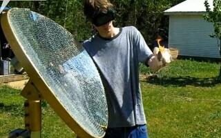 La 19 ani a creat un dispozitiv de 5.000 de ori mai puternic decat Soarele