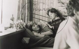 printesa Diana in adolescenta