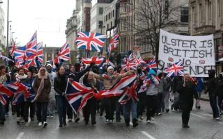 belfast proteste