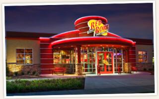 restaurant Red Robin