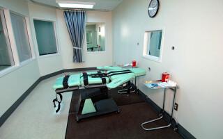 camera de executie, inchisoare