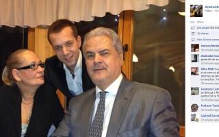 Andrei Nastase - Facebook