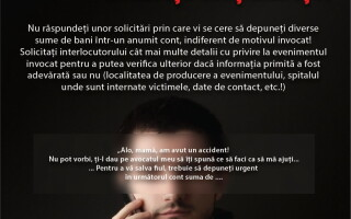 Cluj, metoda accidentul