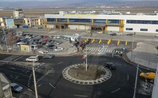 "Sensul geratoriu de la Aeroportul International ""Avram Iancu"" Cluj a fost inaugurat"