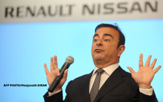 Carlos Ghosn director Renault Nissan