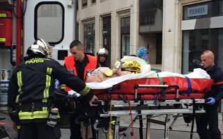 victima masacru Paris
