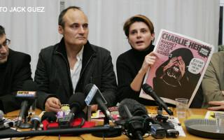 Charlie Hebdo caricaturi cu profetul 2006