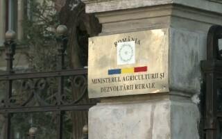 ministerul agriculturii