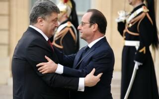 Hollande Porosenko
