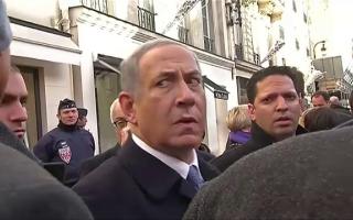 marsul solidaritatii Paris