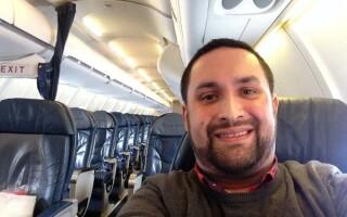 pasager avion
