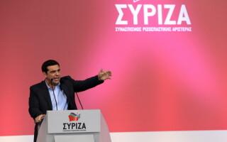 Alexis Tsipras, liderul Syriza