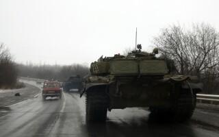 Ucraina, tancuri