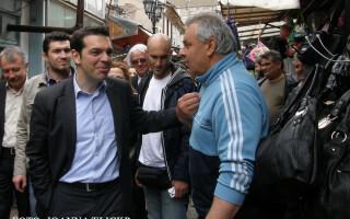 Alexis Tsipras liderul Syriza