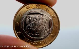 moneda greceasca de un euro