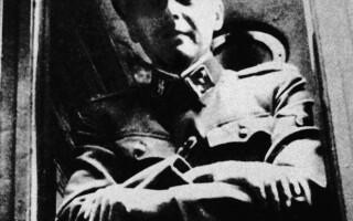 Capitanul SS Josef Mengele