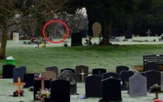 fantoma cimitir