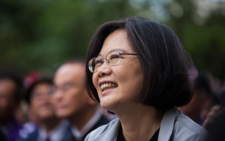 Tsai Ing Wen - Getty Images