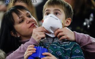 UCraina, gripa porcina