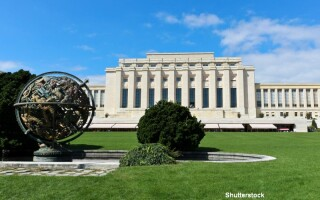 Sediul ONU de la Geneva