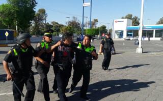 violente Mexic