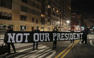 Proteste Trump - Agerpres