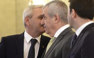 Liviu Dragnea, Calin Popescu Tariceanu - Agerpres