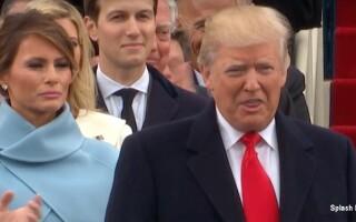 Melania si Donald Trump