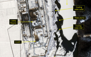 reactor nuclear Yongbyon
