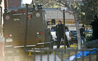atac armat in Colorado