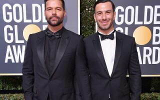Ricky Martin, Jwan Yosef,