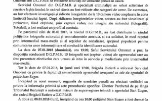 Raport caz Eugen Stan