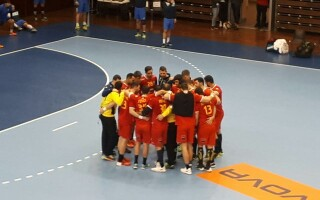 echipa nationala de handbal masculin