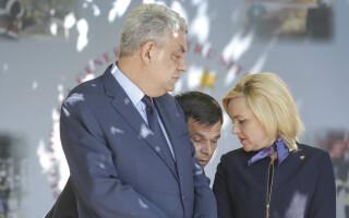 Mihai Tudose si Carmen Dan