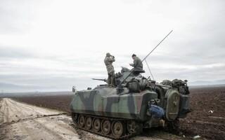 operatiune militara a Turciei in Siria