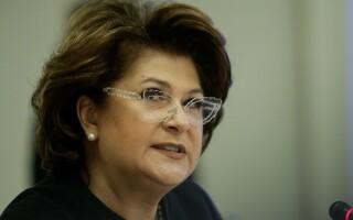 Rovana Plumb este audiata in comisie parlamentara