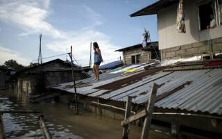 Inundatii Filipine