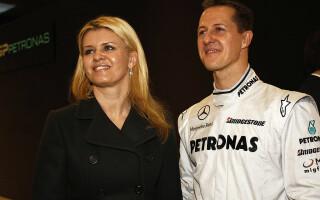 Michael si Corinna Schumacher