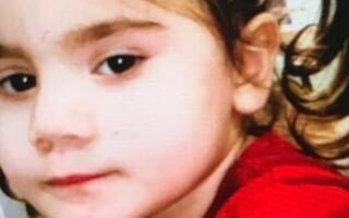 Maria, fetita rapita in Londra