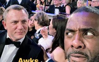 Idris Elba, Daniel Craig