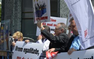 proteste UNTRR
